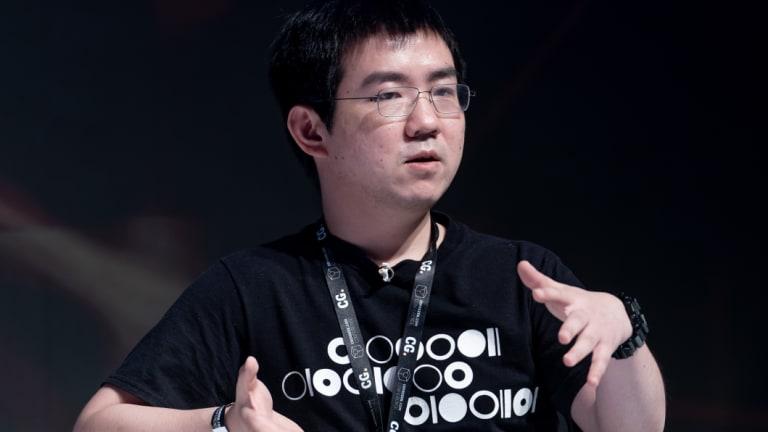 Jihan Wu is not your average billionaire.