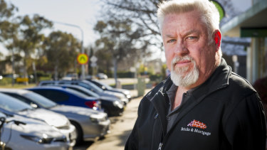 Stuart Green believes he was only compensated for his injuries when a law firm intervened.