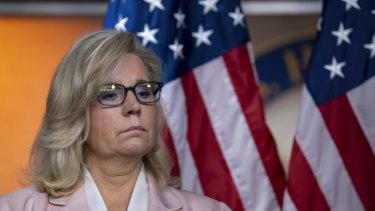 Congresswoman Liz Cheney.
