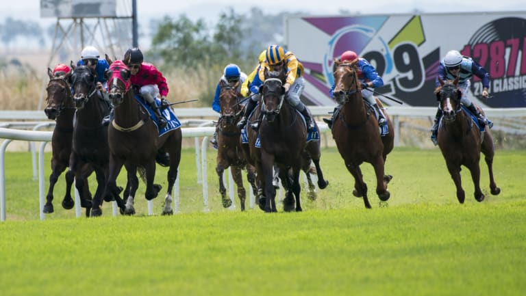 There will be eight races at Tamworth on Tuesday.