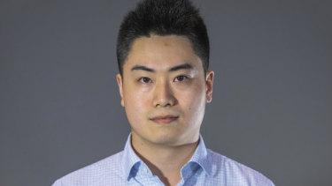 SupraG chief executive, Yufei Wang.