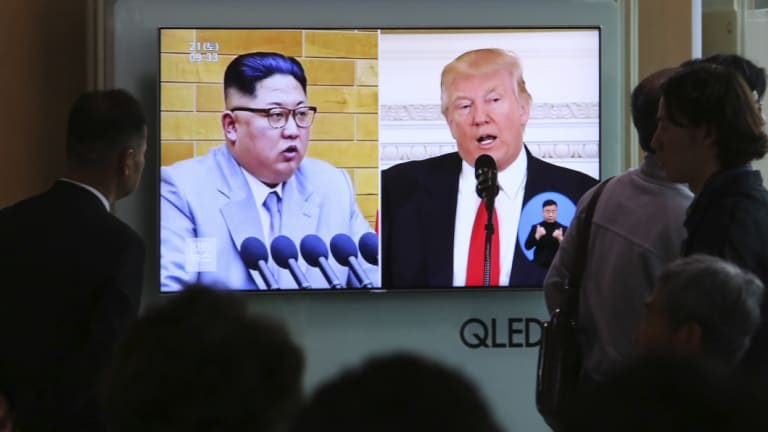 Donald Trump's success in organising negotiations with North Korean leader Kim Jong-un is leading supporters to call for a Nobel Peace Prize.