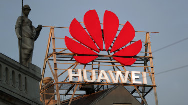 The US has reduced the pressure on Huawei in recent months but import restrictions have hurt sales.