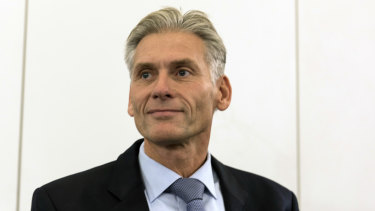 Former Danske Bank chief Thomas Borgen is under preliminary criminal investigation in Denmark.