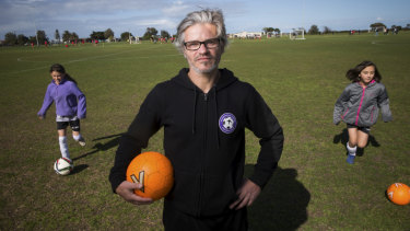 Maribyrnong Swifts technical director Henrik Steenberg says the academy will be a game-changer for the club.