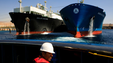 Increasing gas demand in China coupled with a dearth of new LNG projects means Australia may still see a gas shortage, although gas imports may alleviate this issue.