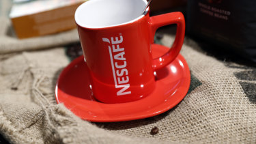 Switzerland is the home of Nescafe.