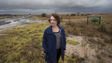 Grasslands expert Sarah Bekessy, on the badly degraded Western Grassland Reserve - which was meant to be 15,000 hectares of protected ecosystem. Little has been delivered, and the grasslands are badly neglected.