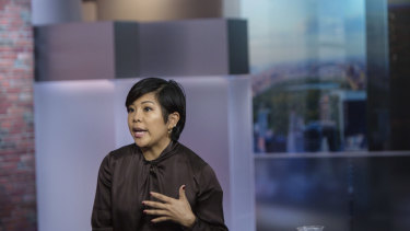 Jen Rubio warns there is an obsession with unicorn companies.