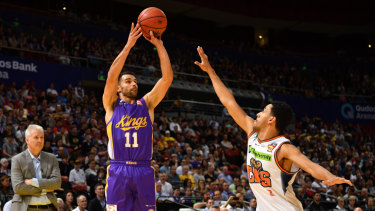 Fitness: The Kings are optimistic Kevin Lisch will line up against the defending champions.