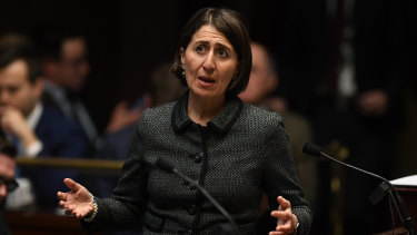 Moderate Liberals defend Gladys Berejiklian as agitation over abortion bill ramps up