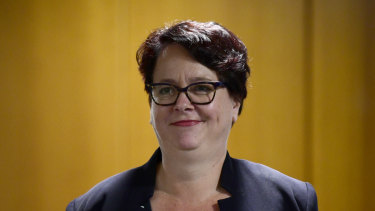Acting leader Penny Sharpe will face a challenge to the deputy role next week.