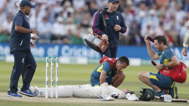 'I just tried to get him rattled': Archer 'didn't mean to deck Smith'