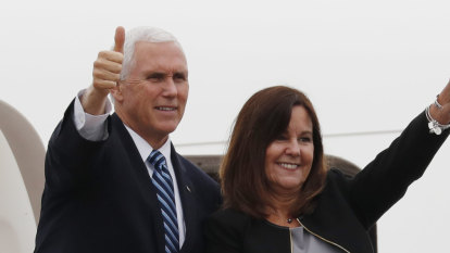The Mike Pence factor might keep Donald Trump in the White House