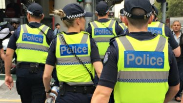 Security will be beefed up at popular night festival in the seaside town of Torquay after a group of more than 100 youth set upon police in a wild brawl that left an officer injured.