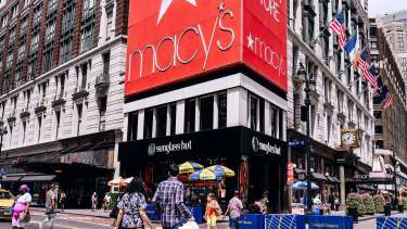 Department stores like Macy's have been crushed by the pandemic, but are hopeful of a holiday boost.