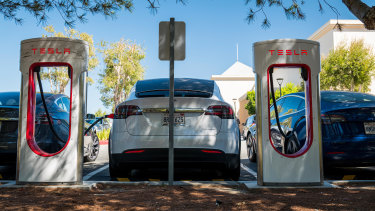 Musk pledged to manufacture 20 million electric cars per year by 2030, a figure almost double the volume produced by Volkswagen - currently the world's biggest carmaker.