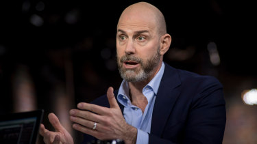 """""""I very much believe that the great performance that we have is in no small measure because we have focused so much on citizenship."""": Etsy chief executive Josh Silverman."""