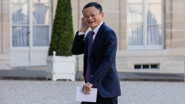 Jack Ma has been vocal with his criticism of regulators, both in China and internationally.