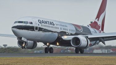 Qantas is preparing for international flying to resume from the middle of the year.