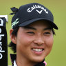 Min Woo Lee soaks up 'awesome' British Open course after taking fast lane to first major
