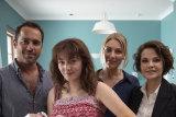 Alex Dimitriades, Alexandra Jensen, Kate Jenkinson and Sigrid Thornton lead the sprawling cast of Amazing Grace.