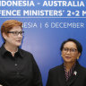 Australia and Indonesia could co-deploy peacekeepers