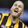 Can Clarkson find room for six-goal Roughead?