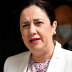 Premier Annastacia Palaszczuk has defended the rate at which COVID-19 vaccines are being delivered in Queensland.