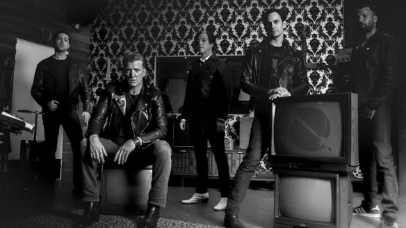 Queens of the Stone Age review: No slowing for last stop of world tour in Perth