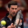 Djokovic crushed by 'lucky loser' Sonego in Vienna quarters