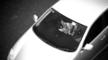 Motorists snapped using their mobile phones by the secret cameras have avoided fines so far.