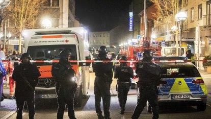 Shooting in German city leaves multiple victims