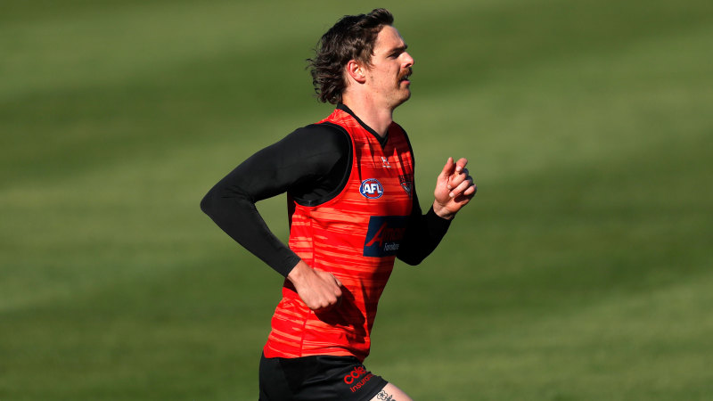 Daniher running again as Bombers look to prove their worth to Joe