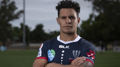 To'omua urges young guns to seize day, lift Australian rugby