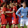 Heartbreak for City as Halloran's 119th minute strike puts Reds through