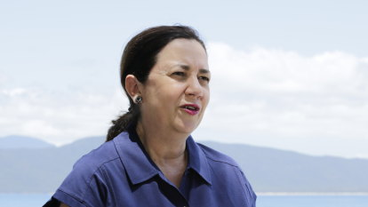 Queensland agrees to border opening 'aspiration'
