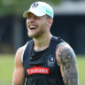 De Goey in mix to play Richmond as Magpies build