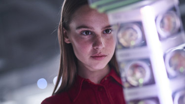Clara Rugaard as Daughter in I Am Mother.