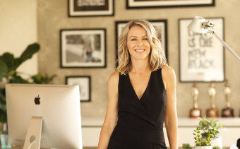 Designer Lorna Jane Clarkson helped bring activewear into the mainstream.