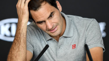 Roger Federer is expected in Melbourne for the Australian Open in February, says Craig Tiley.