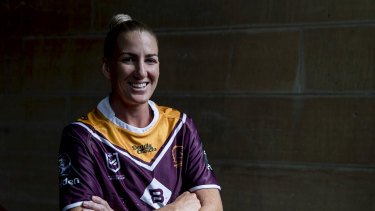 Ali Brigginshaw will be aiming to add to her outstanding legacy on Sunday.