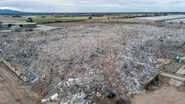 C & D Recycling in Lara, Victoria