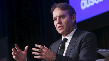 APRA executive board member Geoff Summerhayes has told banks and other financial institutions they will be checked to see how they're preparing for climate change risks.