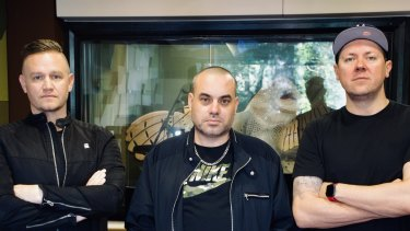 The Hilltop Hoods have won the songwriter of the year award at the 2020 APRAs.