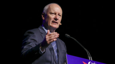 Richard Goyder is chairman of Woodside Petroleum, Qantas and the AFL.