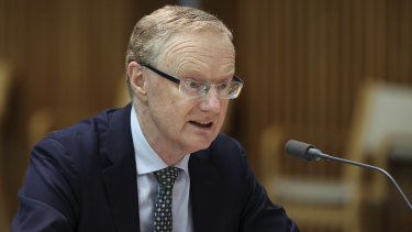 RBA governor Philip Lowe recently said he was more worried about high unemployment than the implications of a state credit rating downgrade.