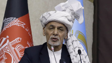Afghan President Ashraf Ghani to meet US President Joe Biden.