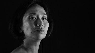 Breaking her silence: Rowena Chiu.