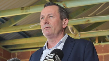 WA Premier Mark McGowan is urging Black Lives Matter protesters to delay their rally.
